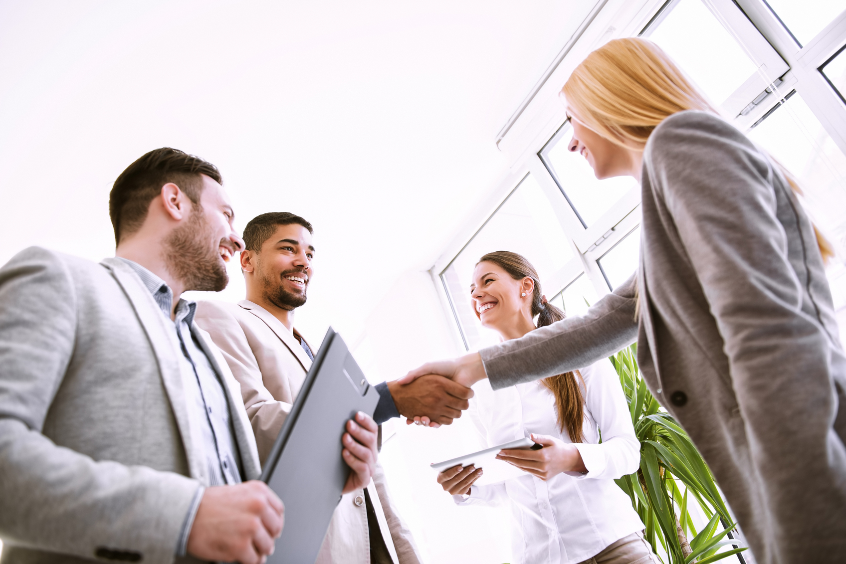 Four Ways To Become A Better Networker