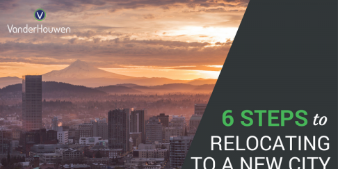 6 Steps To Relocating To A New City