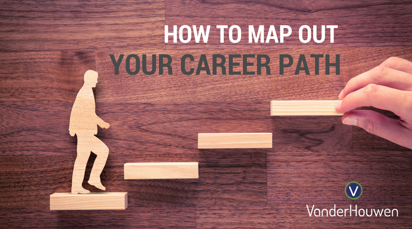 How To Map Out Your Career Path | VanderHouwen