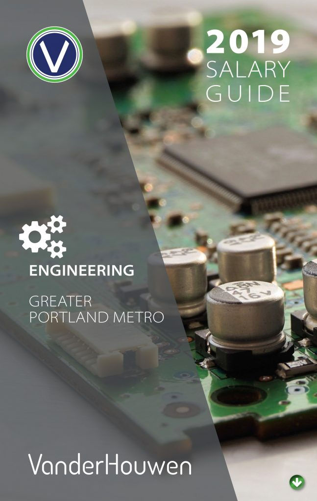 Salary Guide - Engineering Jobs - Greater Portland Metro - 2019