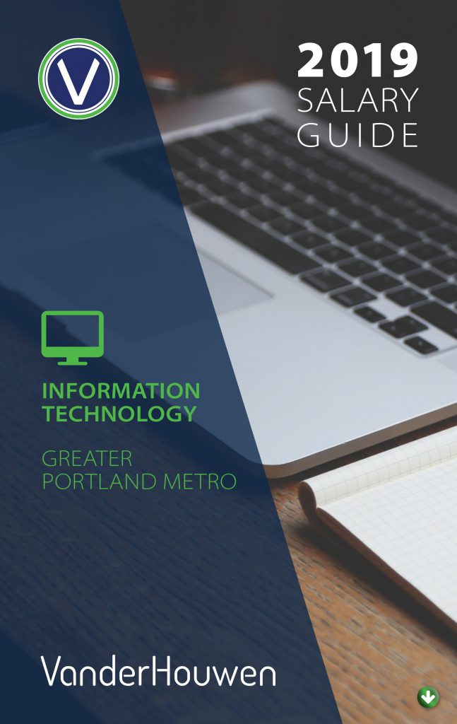 Salary Guide - Information Technology Jobs - Greater Portland Metro - 2019