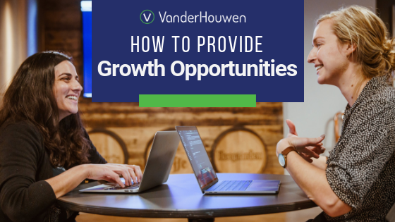 How To Provide Career Growth Opportunities For Your Employees