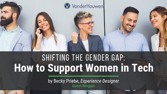 Shifting The Gender Gap: How To Support Women In Tech