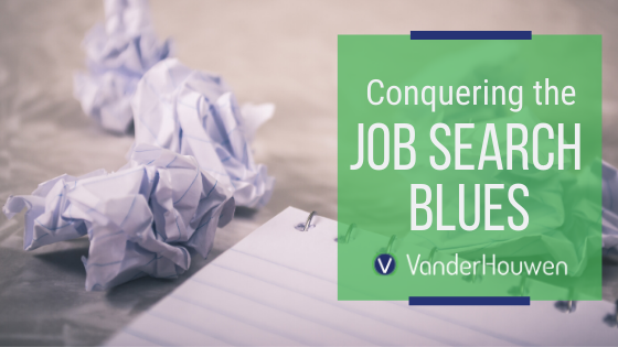 Conquering The Job Search Blues
