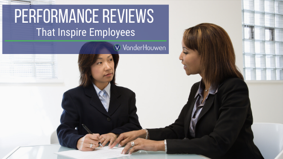 Performance Reviews That Inspire Employees