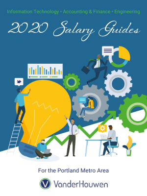 2020 Salary Guides for Portland Metro | VanderHouwen