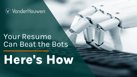Your Résumé Can Beat the Bots - Here's How 2