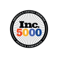 Inc. 5000 - America's Fastest Gowning Private Companies