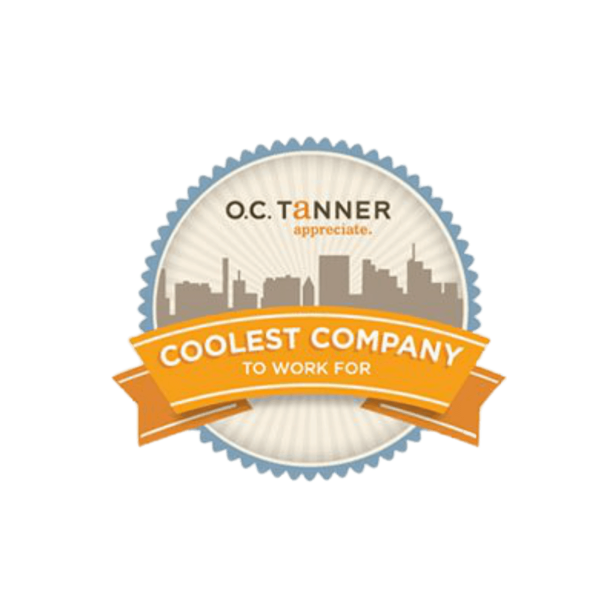 OC Tanner Coolest Companies to Work For